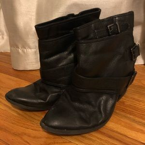 Black Jessica Simpson Booties